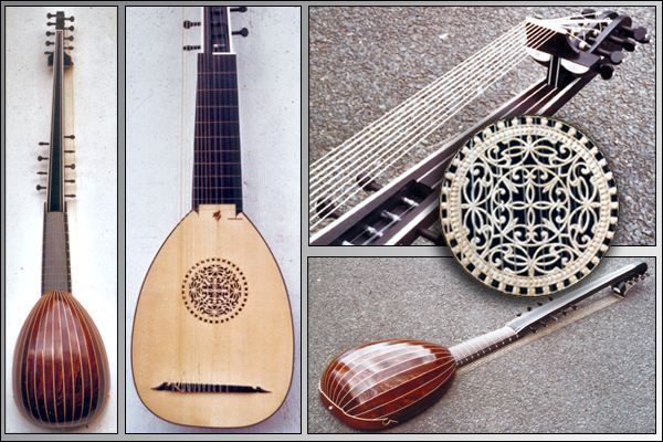 Lutes & Guitars | Continuo instruments
