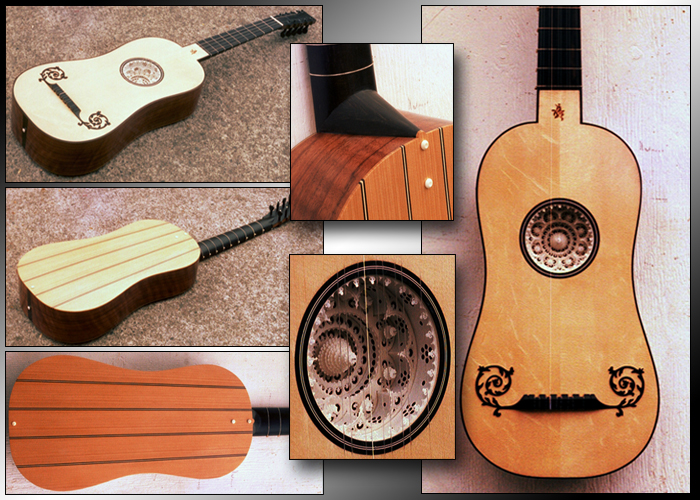 Lutes Guitars Renaissance Baroque Guitars
